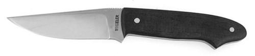 Gary Wheeler Custom Neck Knife Carbon Fiber