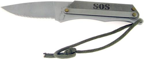 BenchMark SOS Folding Guard Tactical Hunter AD584