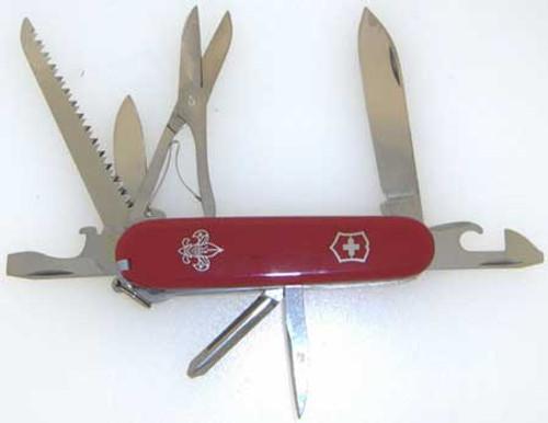 Victorinox Boy Scouts of America Huntsman 55201
