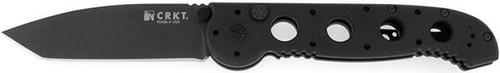 Columbia River Knife & Tool M16-04A Carson Black Tanto Auto M1604A