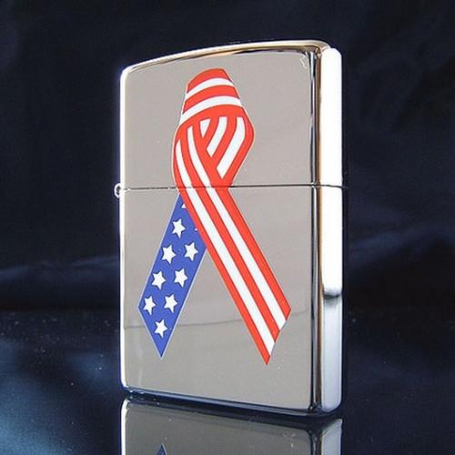 Zippo Lighter Unity Ribbon 20418
