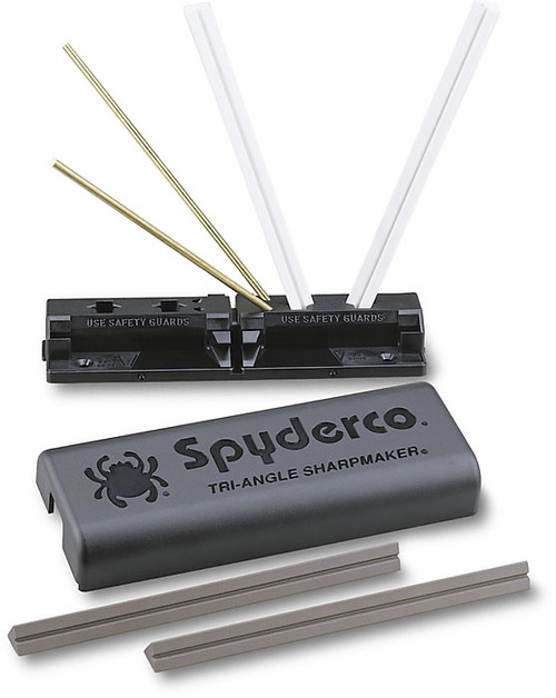 Spyderco Tri-Angle Sharpmaker Sharpening System 204