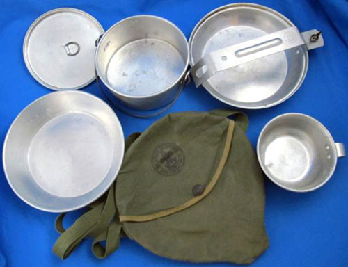 Boy Scouts of America Official National Council Mess Kit