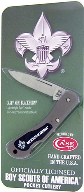 Case XX Boy Scouts of America Mini Blackhorn Lock Back 8033