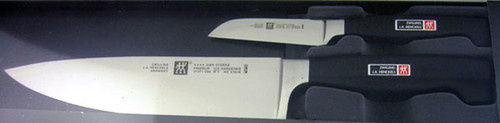 J.A. Henckels Zwilling Four Star Cutlery Chef's & Pairing Knife Set 35062-700