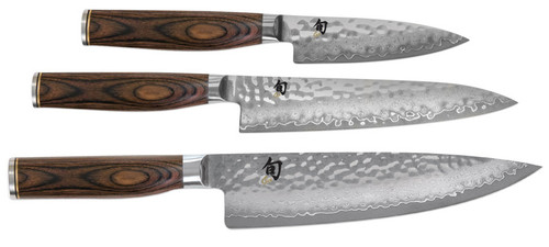Shun Cutlery Premier 3-Piece Starter Set TDMS0300
