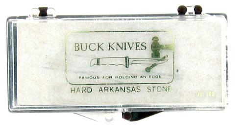 Buck Hard Arkansas Stone 130