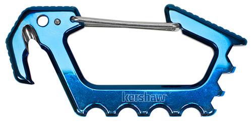 Kershaw Jens Carabiner Blue 1150BLU
