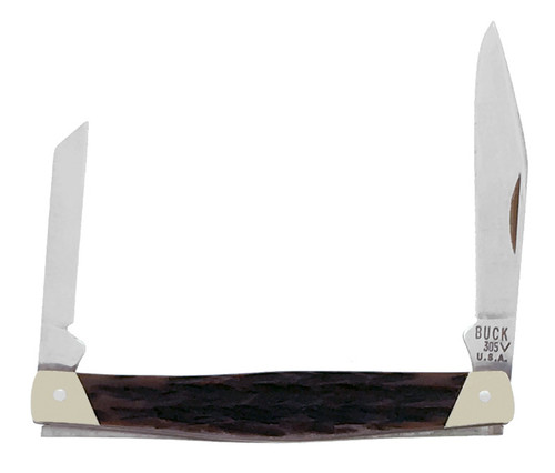Buck 305 Lancer Pen Knife BuckBone