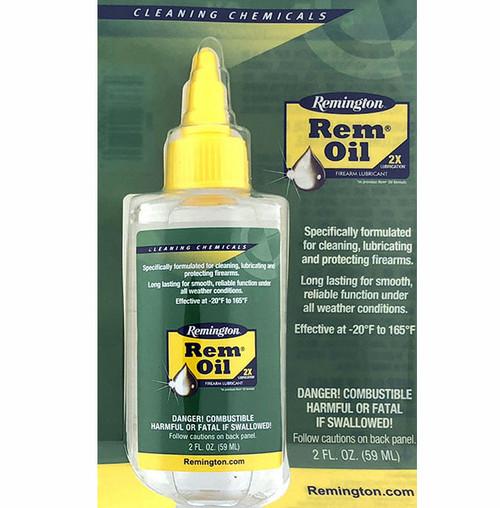 Remington Rem Oil Lubricant 2 oz 18366