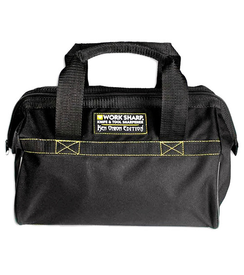 Work Sharp Knife & Tool Sharpener Ken Onion Edition Gear Bag PP0003252