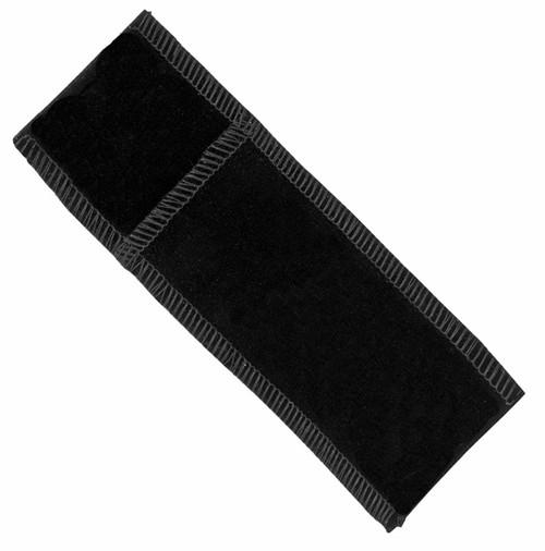 """Carry All Safe & Sound Folding Knife Slip Pouch 5-1/2"""" Velvet AC130"""