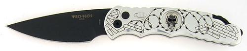 Pro-Tech TR-4.62 Skull Brick Barbwire Limited Edition