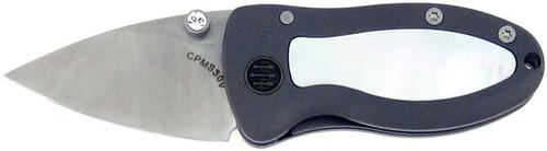 Beretta Mini Liner Lock Titanium Pearl