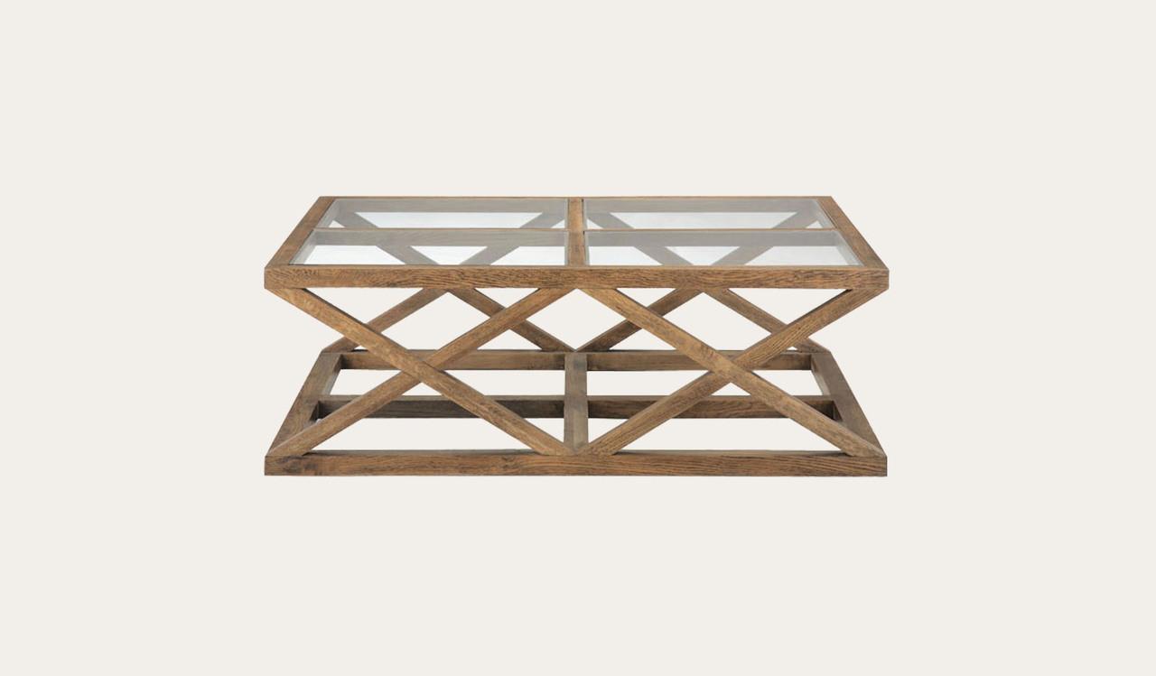 Colada Coffee Table 4 Glass Focus On Furniture