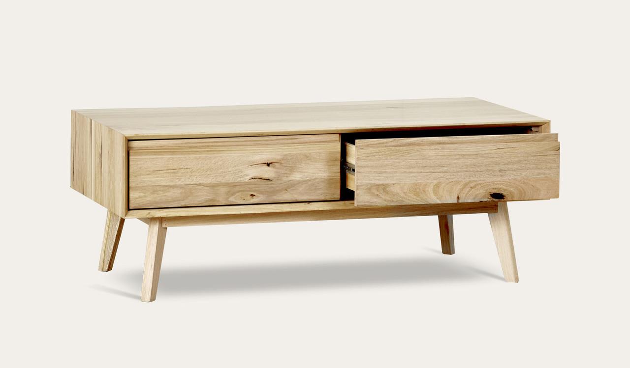 - Maldon Messmate Timber Coffee Table
