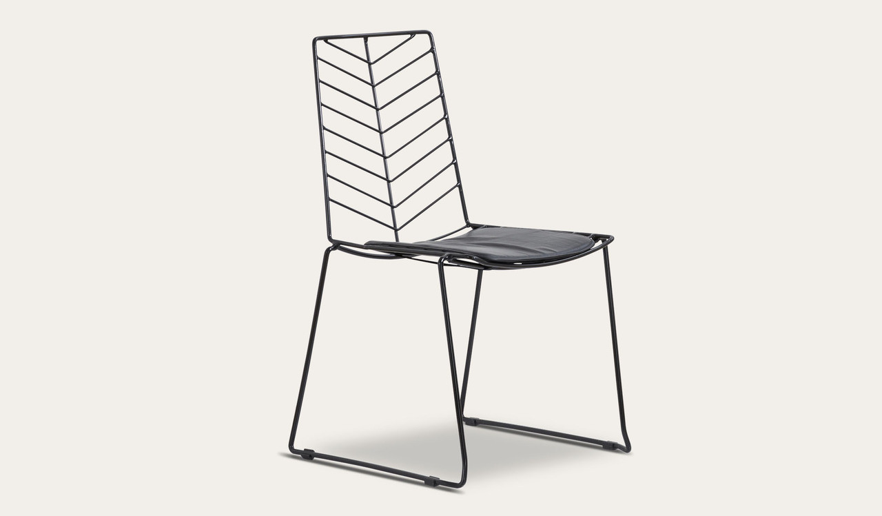 Wondrous Auden Dining Chair Caraccident5 Cool Chair Designs And Ideas Caraccident5Info