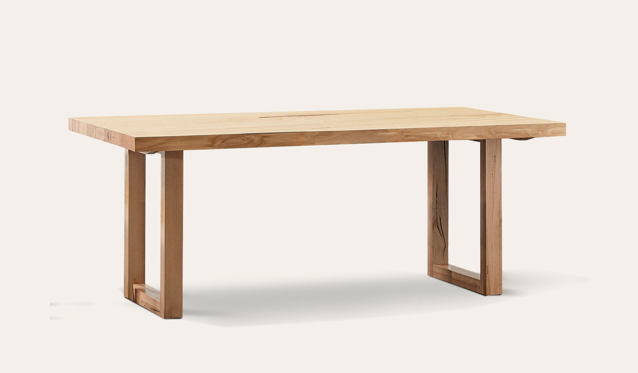 Kennedy | Dining table in Australian messmate timber