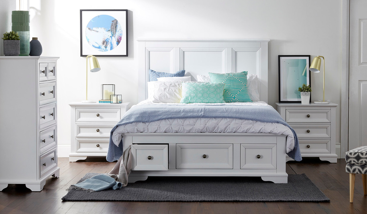 Oslo 4pce bedroom suite
