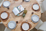 ​HOW TO CHOOSE A DINING TABLE