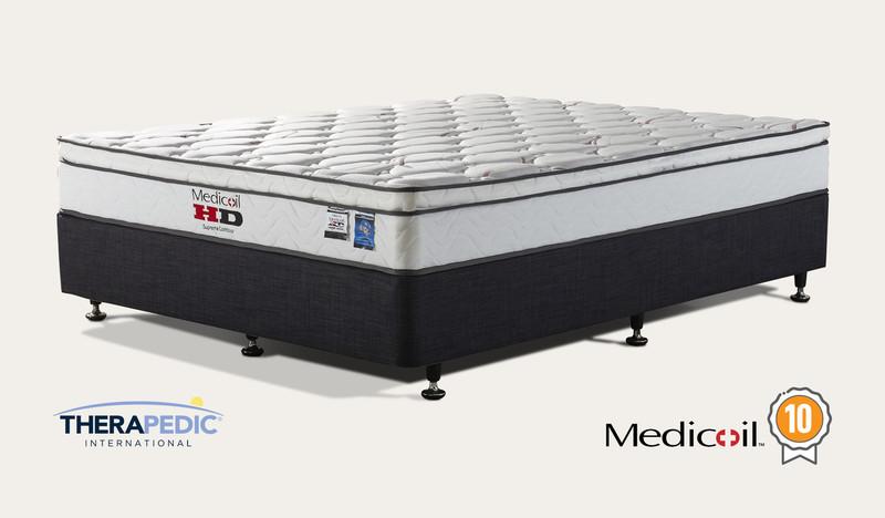 Medicoil Supreme Contour mattress