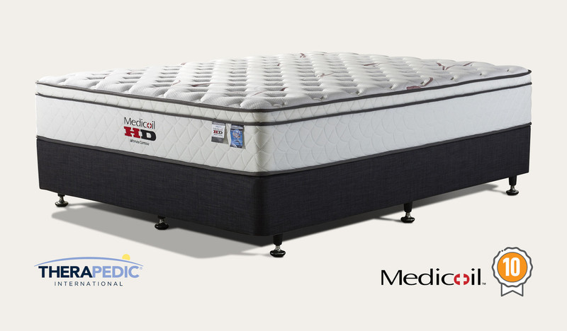 Medicoil Ultimate Contour mattress