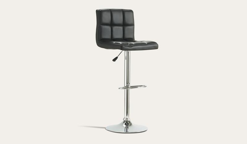 Arcade bar stool