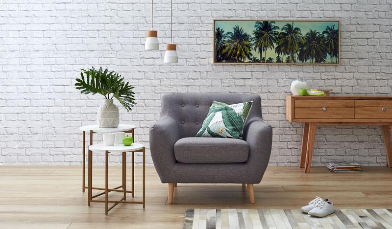 Poppy armchair