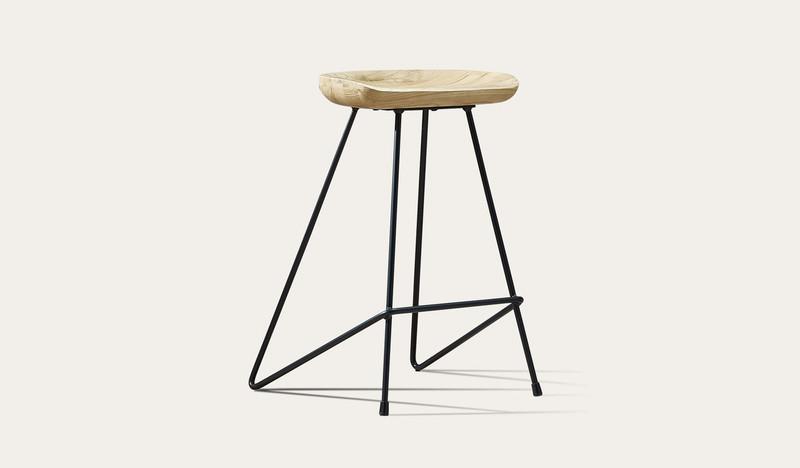 Glamour bar stool