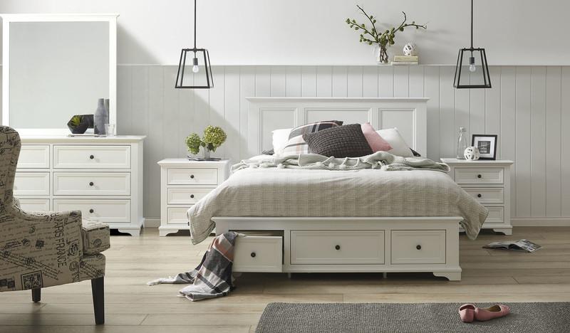 Wentworth 5 pce dresser bedroom suite