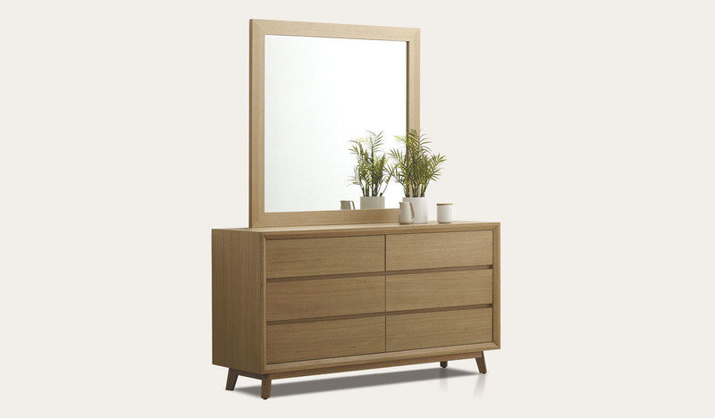 Bounty dressing table