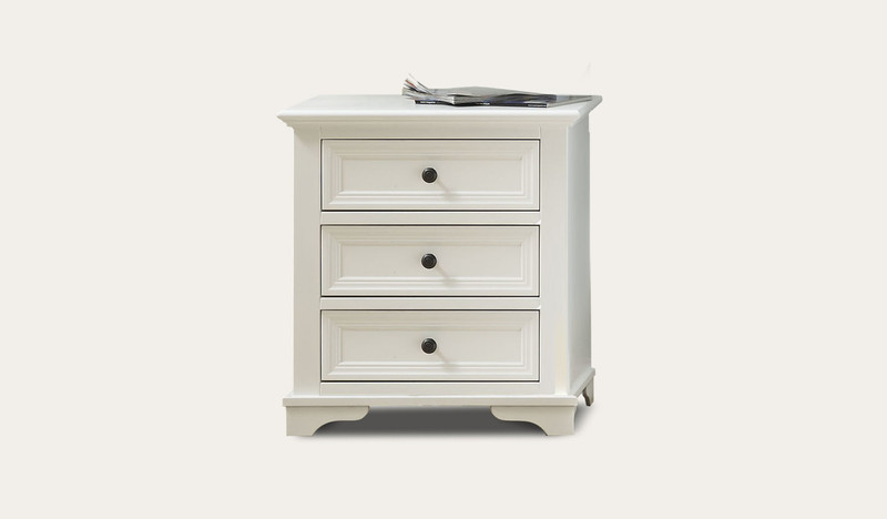 Wentworth bedside table