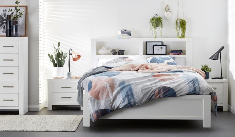 Tex 4 pce bedroom suite