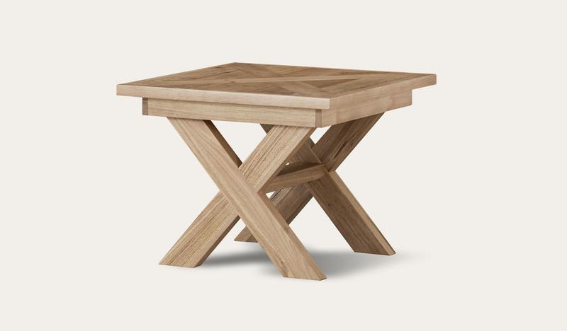 Orbost lamp table