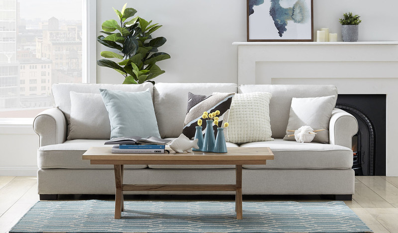 Hampton 3 seat sofa