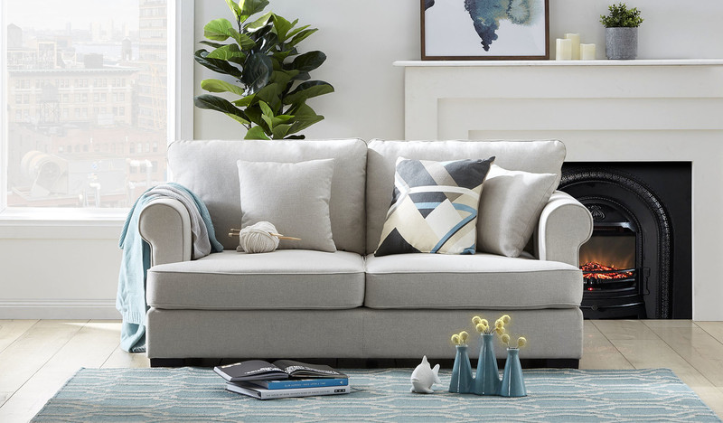 Hampton 2 seat sofa