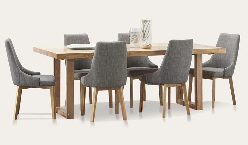 ... Kennedy Dining Suite With Benson Chairs ...