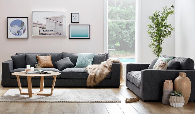 Lottie 3 + 2 sofa suite