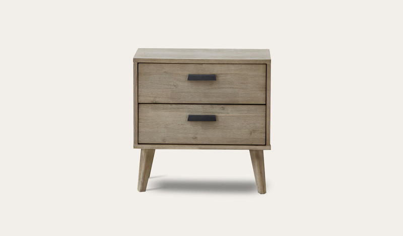 Malo bedside table
