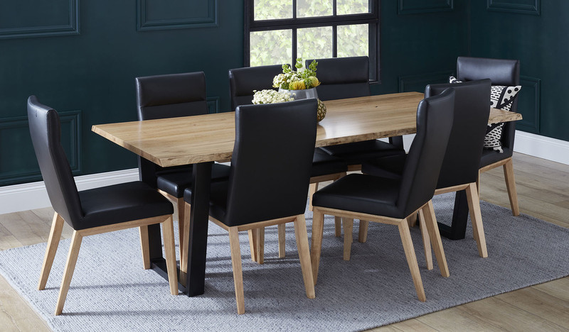Archie dining suite with Penfold chairs