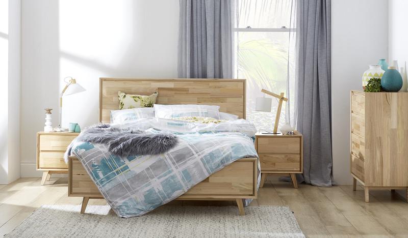 Sylvia  4 pce tallboy bedroom suite
