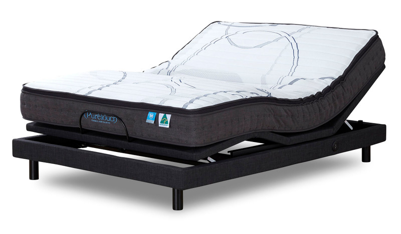 Sensus Advance Queen Bed Includes Mattress - Firm