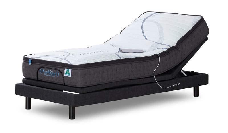 Sensus Advance King Single Bed Includes Mattress - Medium