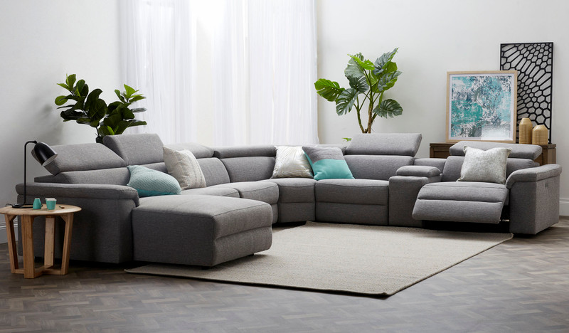 Camilla corner lounge LHF chaise
