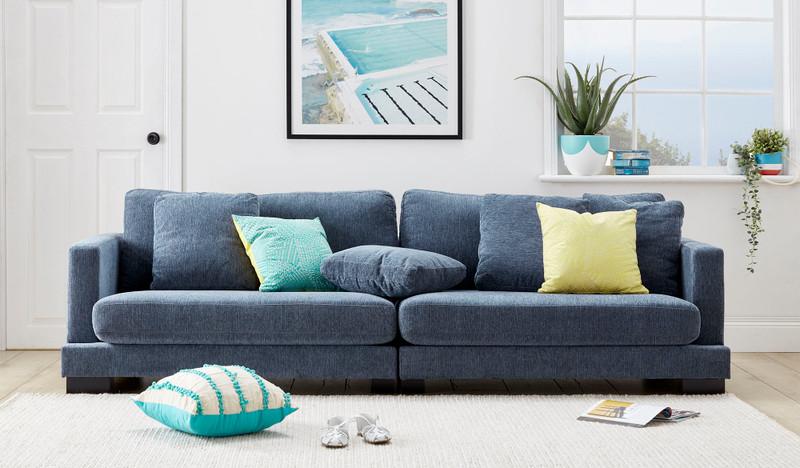 Vento 4 seat sofa