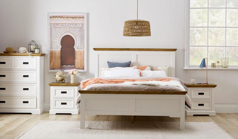 Gables 4 pce bedroom suite