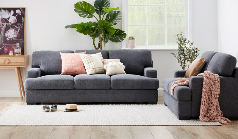 Ashwood 3 + 2 seat sofa suite