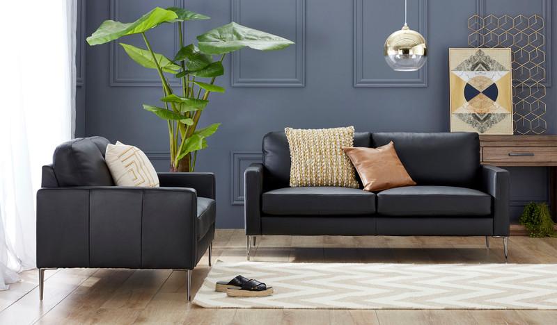 Acer 3 + 2 seat sofa suite