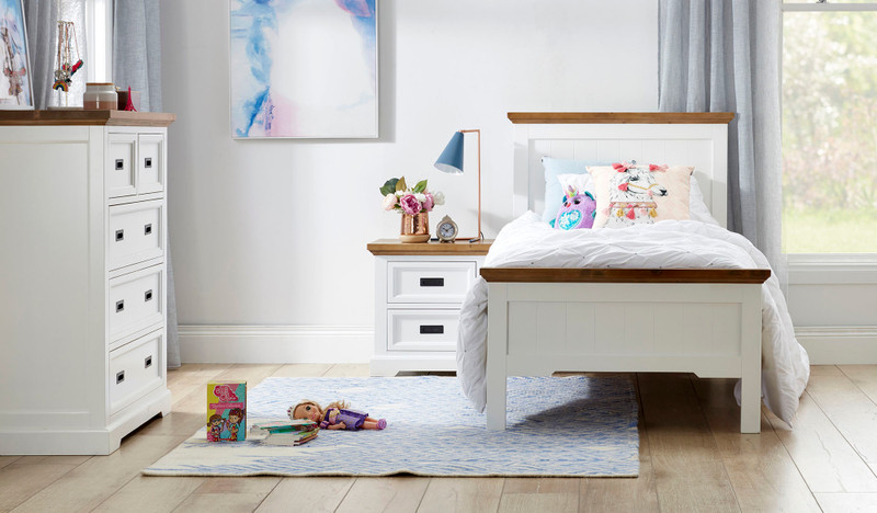 Gables 3 pce bedroom suite