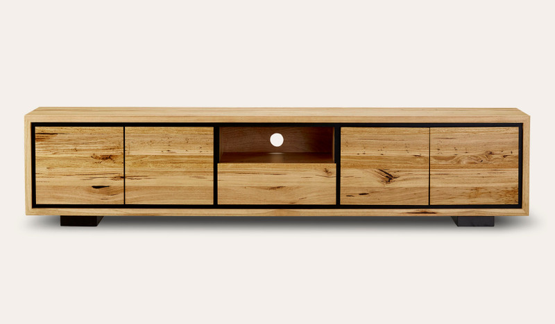 Eden large lowline TV unit